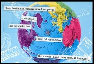 PostSecret Golden Gate