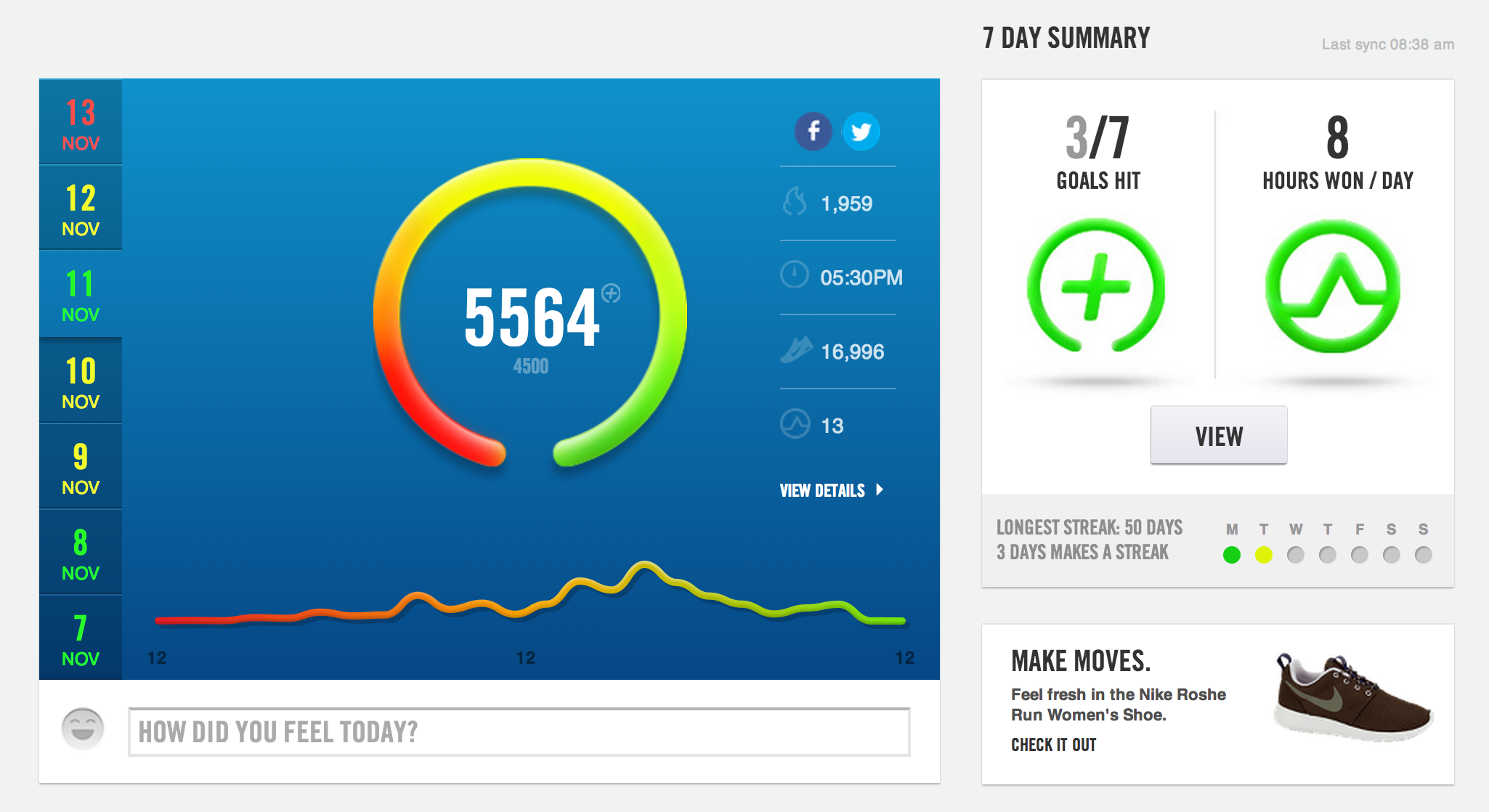 Nike Fuel Band The nike fuelband web appNike Fuel Band Celebrity