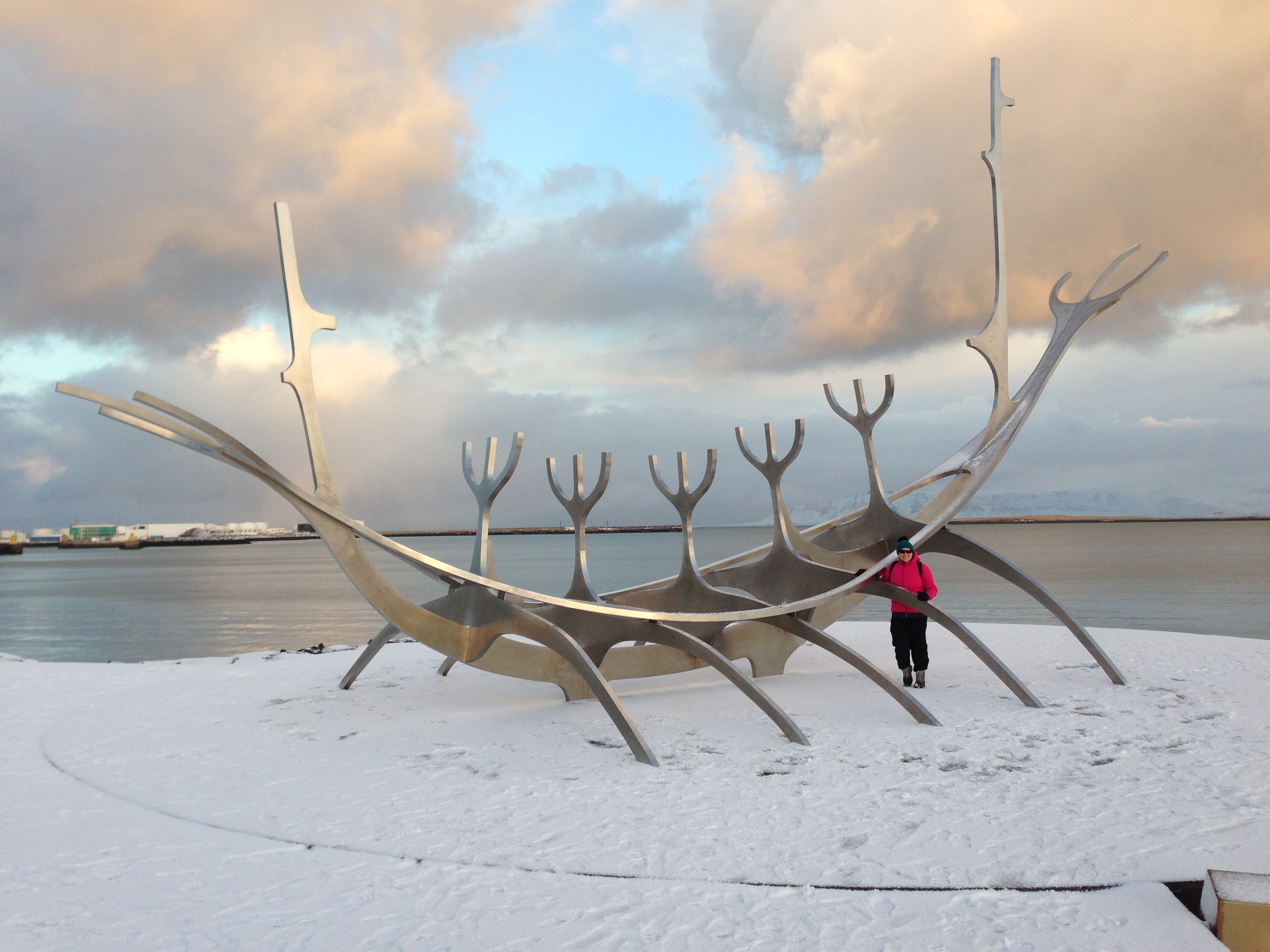 sun voyager and me