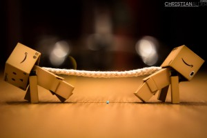 danbo tug of war