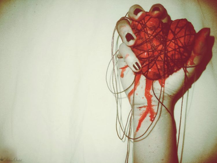 strings of a broken heart