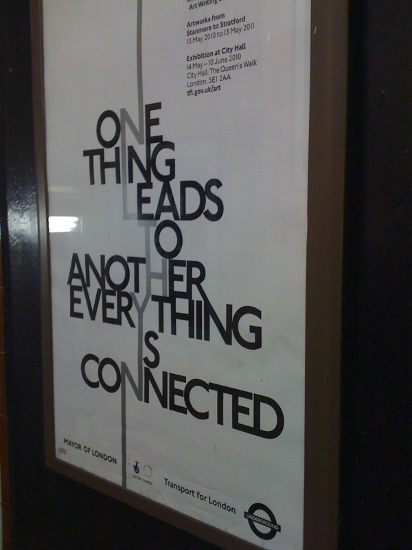 one thing leads to another